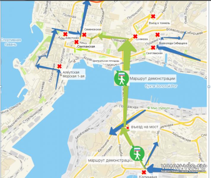 схемы движения транспорта