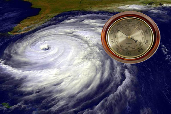 Атмосферное давление и наше