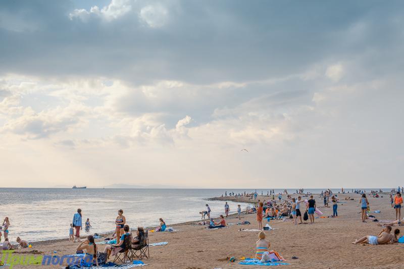 Пляж мыс кунгасный фото